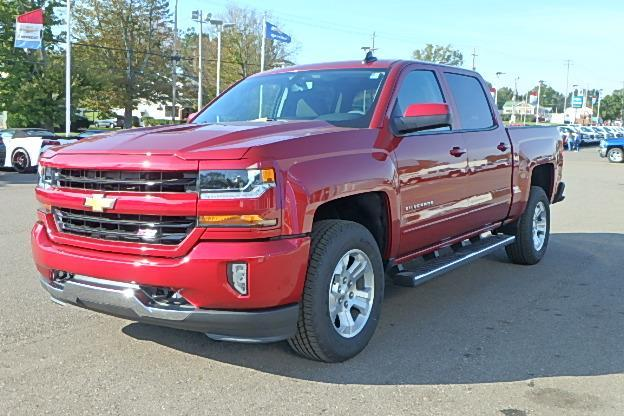 2018 Silverado 1500 Crew Cab 4x4,  Pickup #13689 - photo 1