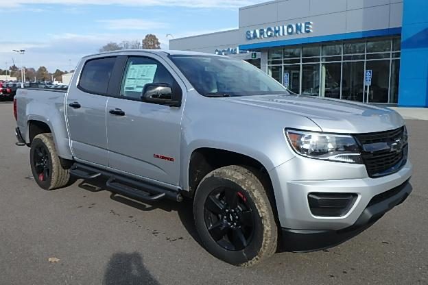 2018 Colorado Crew Cab 4x4, Pickup #13707 - photo 16