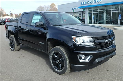 2018 Colorado Crew Cab 4x4 Pickup #13721 - photo 17
