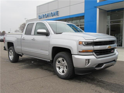 2018 Silverado 1500 Double Cab 4x4, Pickup #13880 - photo 8