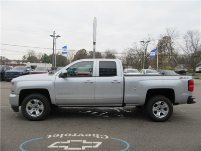 2018 Silverado 1500 Double Cab 4x4, Pickup #13880 - photo 10