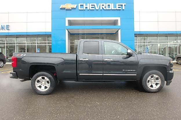 2018 Silverado 1500 Double Cab 4x4, Pickup #13881 - photo 3