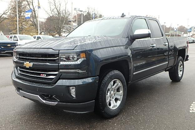 2018 Silverado 1500 Double Cab 4x4, Pickup #13881 - photo 1