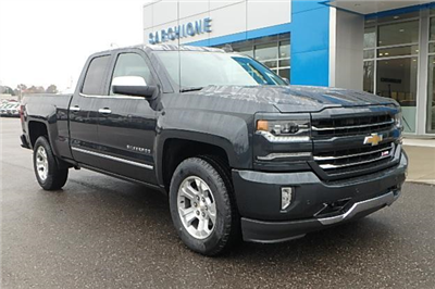 2018 Silverado 1500 Double Cab 4x4, Pickup #13881 - photo 8