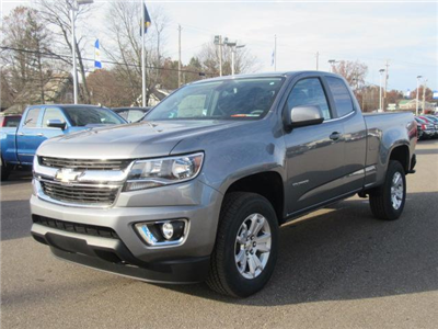 2018 Colorado Extended Cab 4x4, Pickup #13912 - photo 8