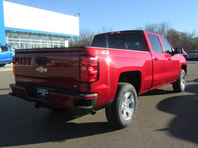 2018 Silverado 1500 Crew Cab 4x4,  Pickup #13968 - photo 2