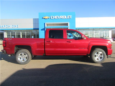 2018 Silverado 1500 Crew Cab 4x4,  Pickup #13968 - photo 3
