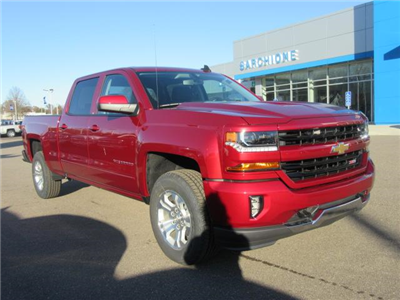2018 Silverado 1500 Crew Cab 4x4,  Pickup #13968 - photo 1