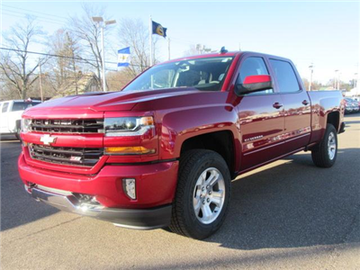 2018 Silverado 1500 Crew Cab 4x4,  Pickup #13968 - photo 8