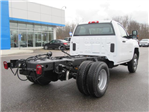 2018 Silverado 3500 Regular Cab DRW 4x4, Cab Chassis #13991 - photo 2