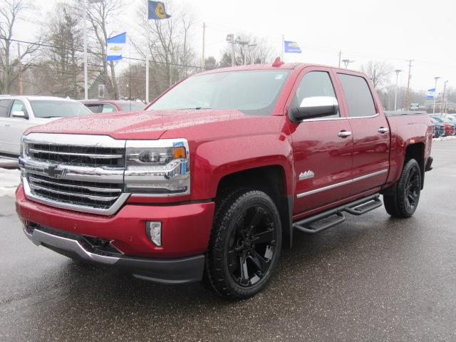 2018 Silverado 1500 Crew Cab 4x4,  Pickup #14007 - photo 13