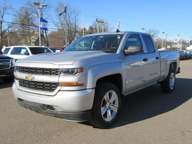 2018 Silverado 1500 Double Cab 4x4, Pickup #14131 - photo 8