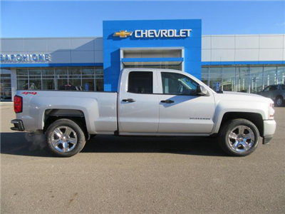 2018 Silverado 1500 Double Cab 4x4, Pickup #14131 - photo 1