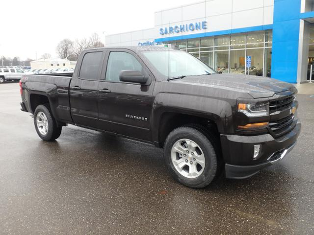 2018 Silverado 1500 Double Cab 4x4, Pickup #14181 - photo 7