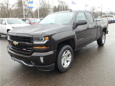 2018 Silverado 1500 Double Cab 4x4,  Pickup #14181 - photo 9