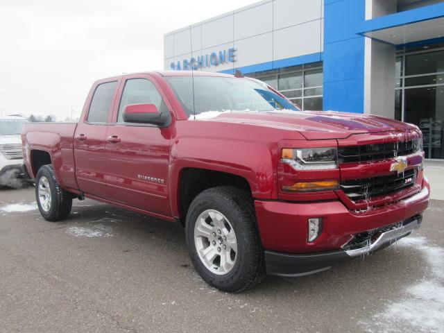 2018 Silverado 1500 Double Cab 4x4,  Pickup #14196 - photo 6