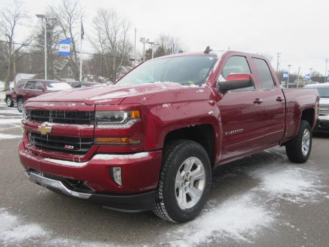 2018 Silverado 1500 Double Cab 4x4,  Pickup #14196 - photo 8