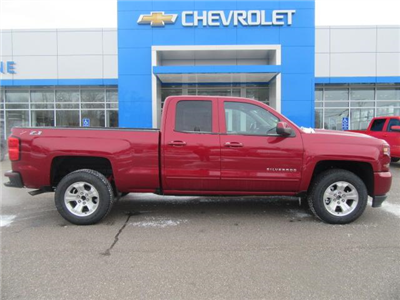 2018 Silverado 1500 Double Cab 4x4,  Pickup #14196 - photo 1