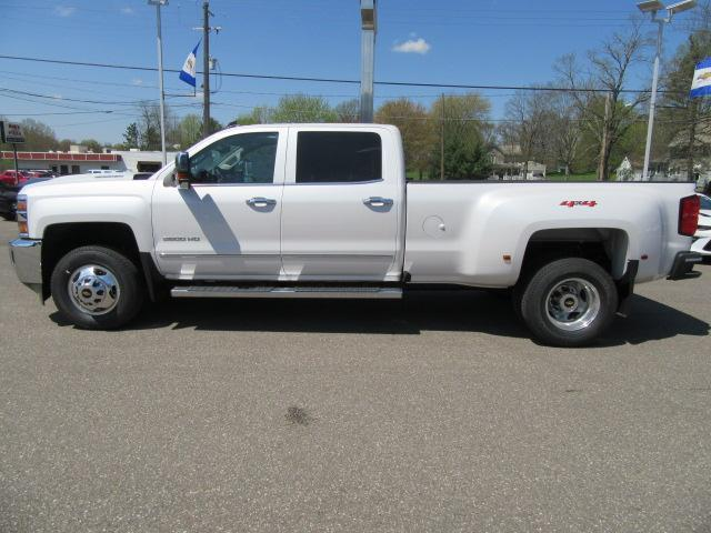 2018 Silverado 3500 Crew Cab 4x4,  Pickup #14411 - photo 23