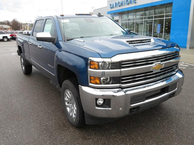 2018 Silverado 2500 Crew Cab 4x4, Pickup #14423 - photo 1