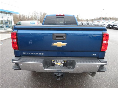 2018 Silverado 2500 Crew Cab 4x4, Pickup #14423 - photo 15