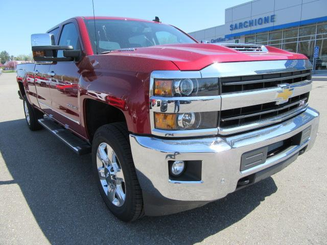 2018 Silverado 2500 Crew Cab 4x4, Pickup #14473 - photo 20