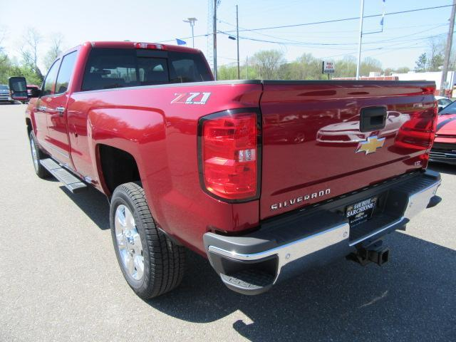 2018 Silverado 2500 Crew Cab 4x4, Pickup #14473 - photo 24