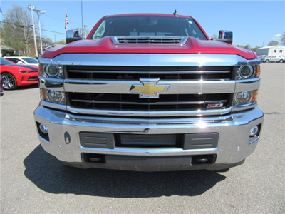 2018 Silverado 2500 Crew Cab 4x4, Pickup #14473 - photo 21