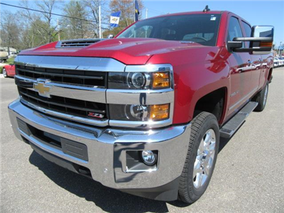 2018 Silverado 2500 Crew Cab 4x4, Pickup #14473 - photo 22