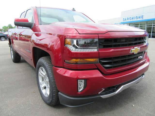 2018 Silverado 1500 Double Cab 4x4,  Pickup #14485 - photo 16