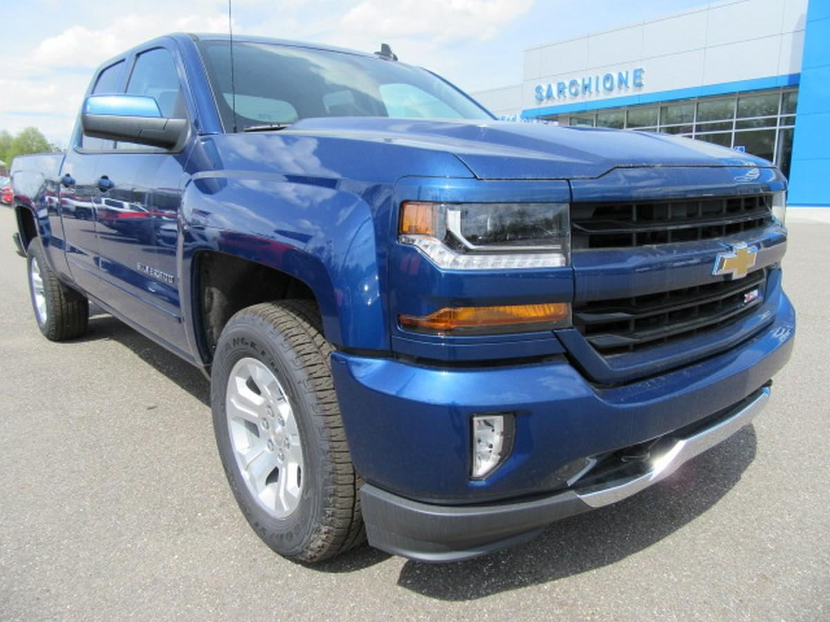 2018 Silverado 1500 Double Cab 4x4, Pickup #14541 - photo 17