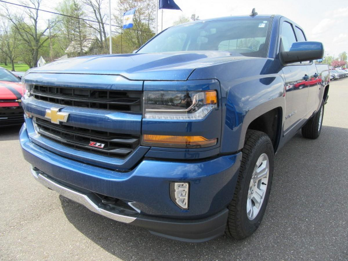 2018 Silverado 1500 Double Cab 4x4, Pickup #14541 - photo 19