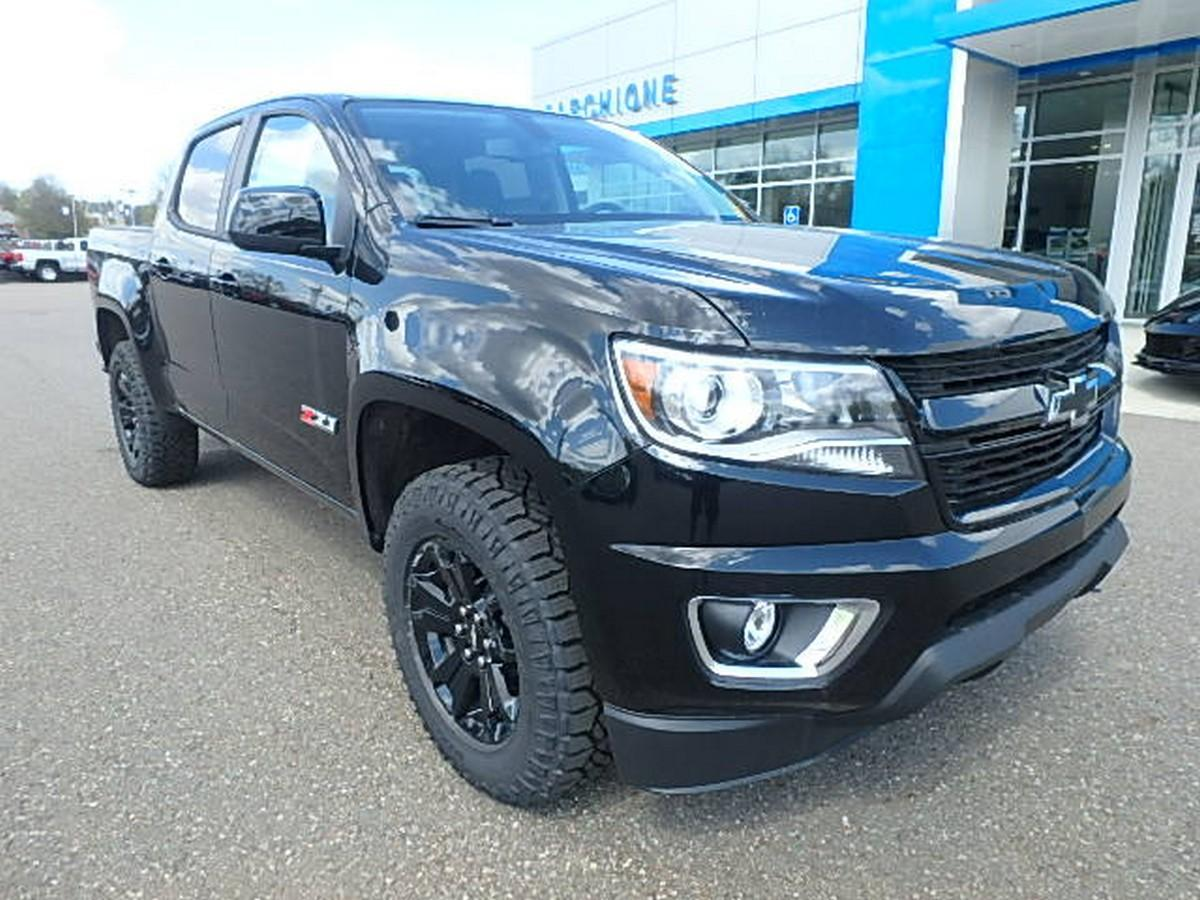 2018 Colorado Crew Cab 4x4,  Pickup #14567 - photo 1
