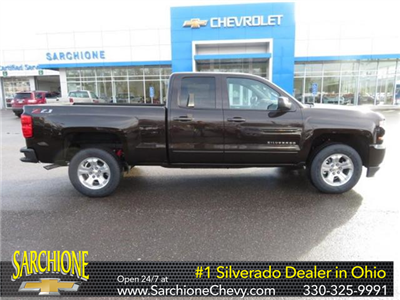 2018 Silverado 1500 Double Cab 4x4,  Pickup #14638 - photo 3