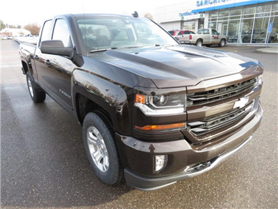 2018 Silverado 1500 Double Cab 4x4,  Pickup #14638 - photo 1