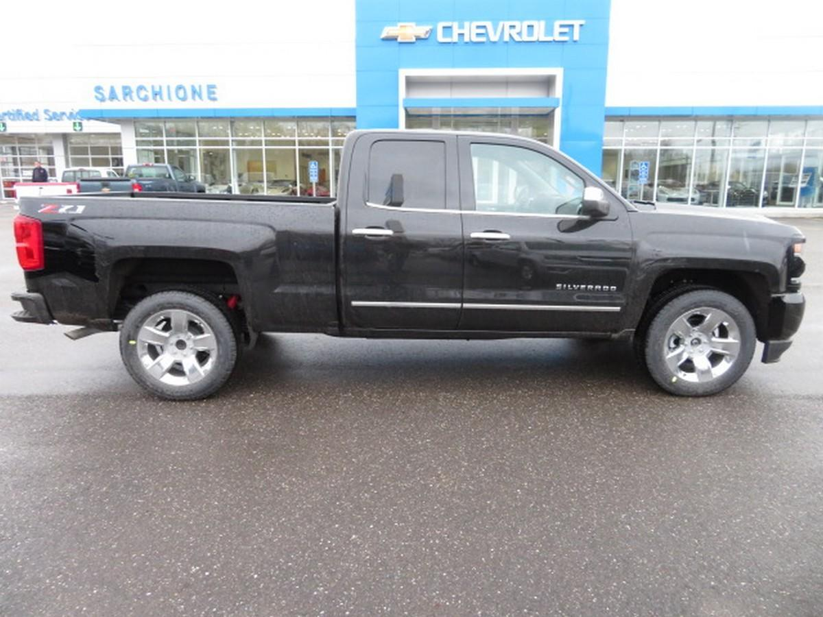 2018 Silverado 1500 Double Cab 4x4,  Pickup #14669 - photo 1