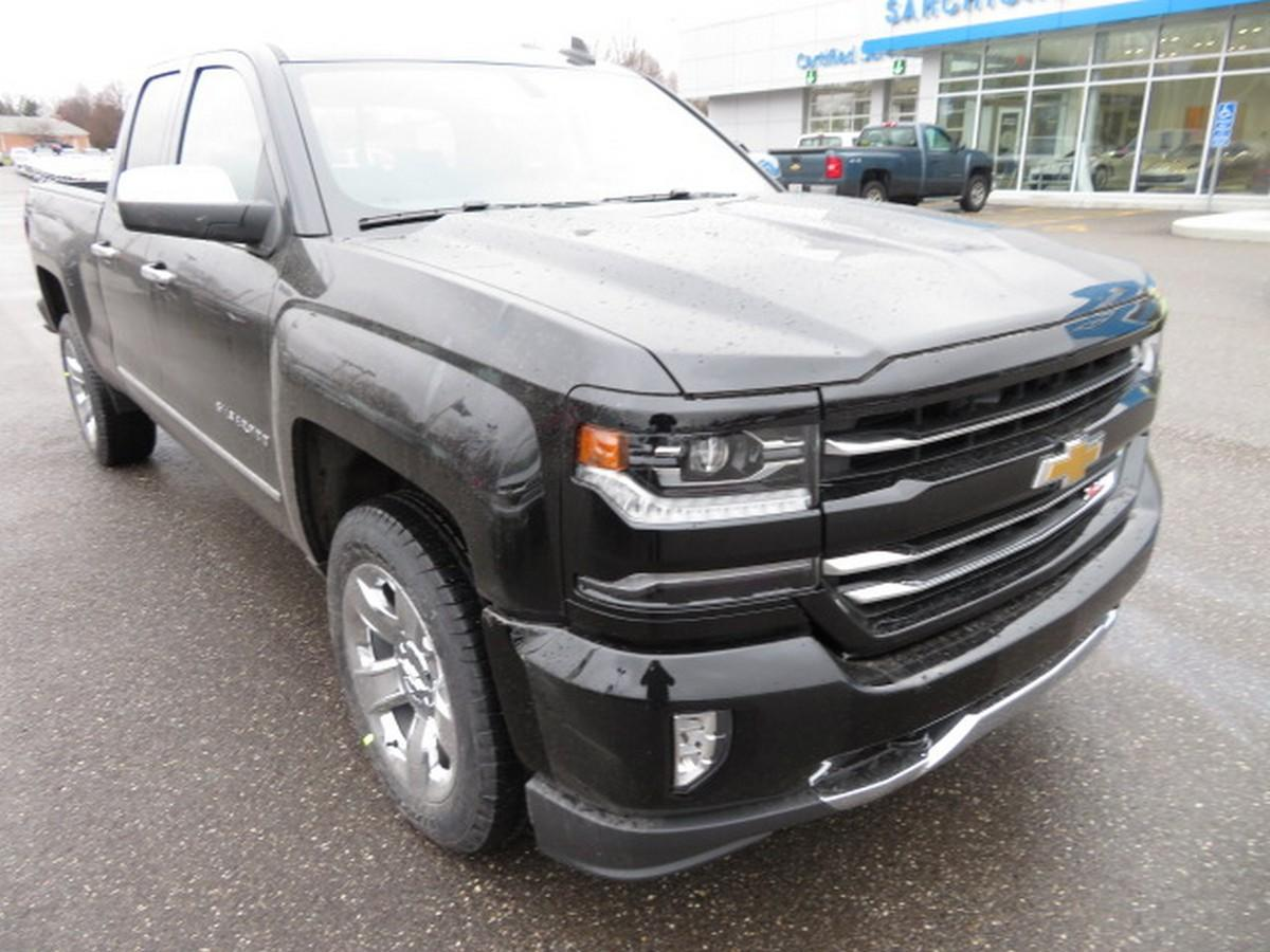 2018 Silverado 1500 Double Cab 4x4,  Pickup #14669 - photo 12