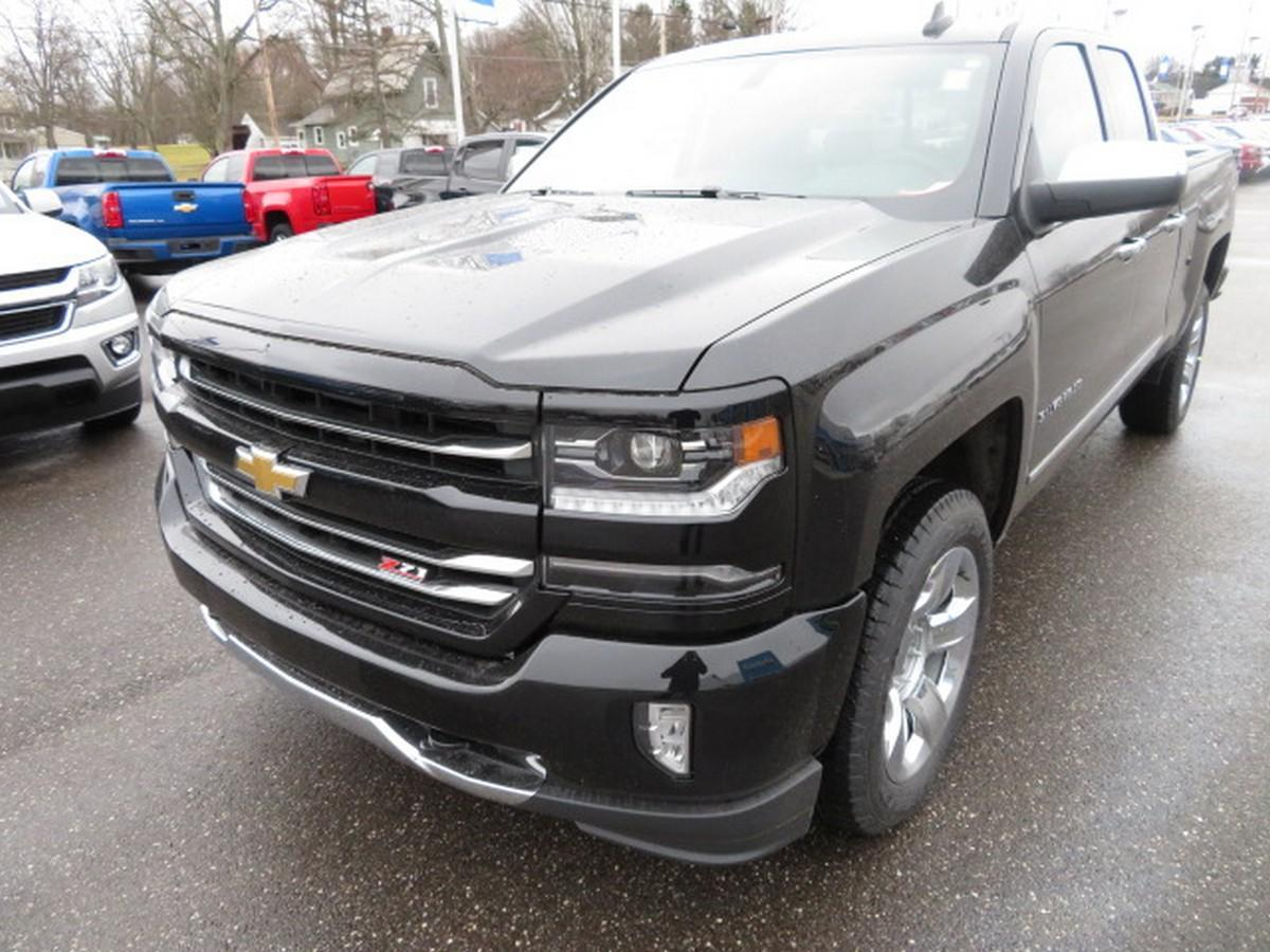 2018 Silverado 1500 Double Cab 4x4,  Pickup #14669 - photo 10