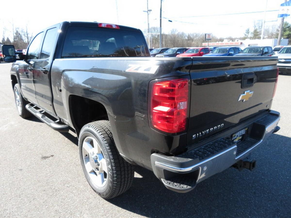 2018 Silverado 2500 Double Cab 4x4,  Pickup #14710 - photo 12