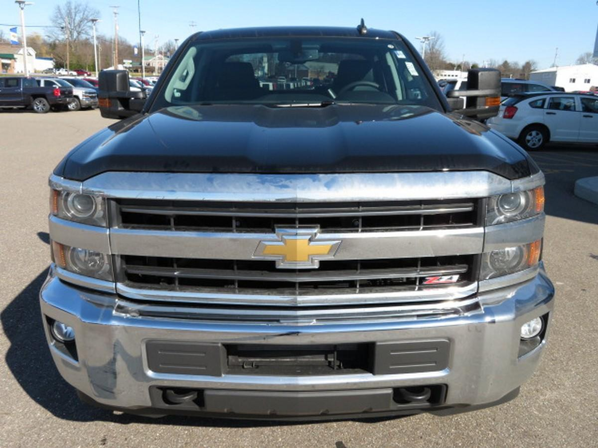 2018 Silverado 2500 Double Cab 4x4,  Pickup #14710 - photo 9