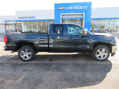 2018 Silverado 1500 Double Cab 4x4,  Pickup #14765 - photo 1