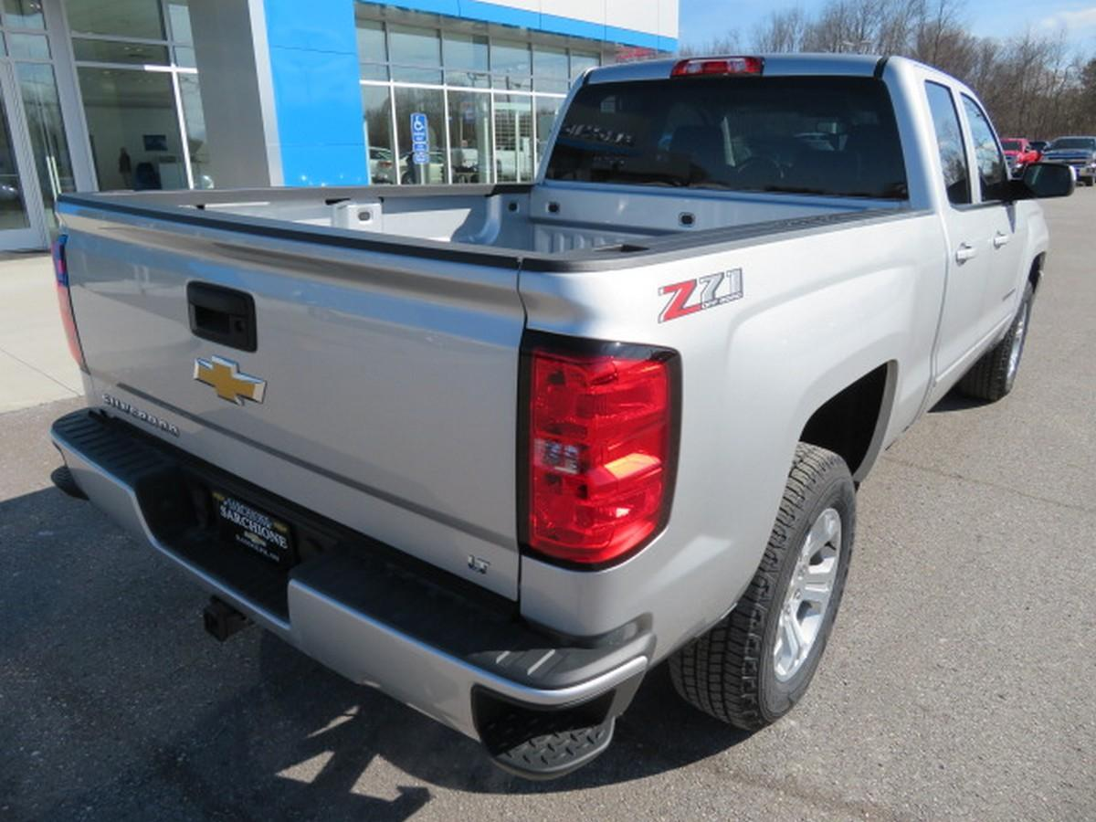 2018 Silverado 1500 Double Cab 4x4,  Pickup #14829 - photo 1