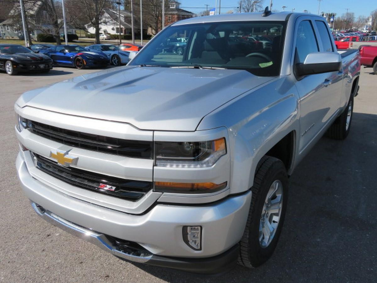 2018 Silverado 1500 Double Cab 4x4,  Pickup #14829 - photo 8
