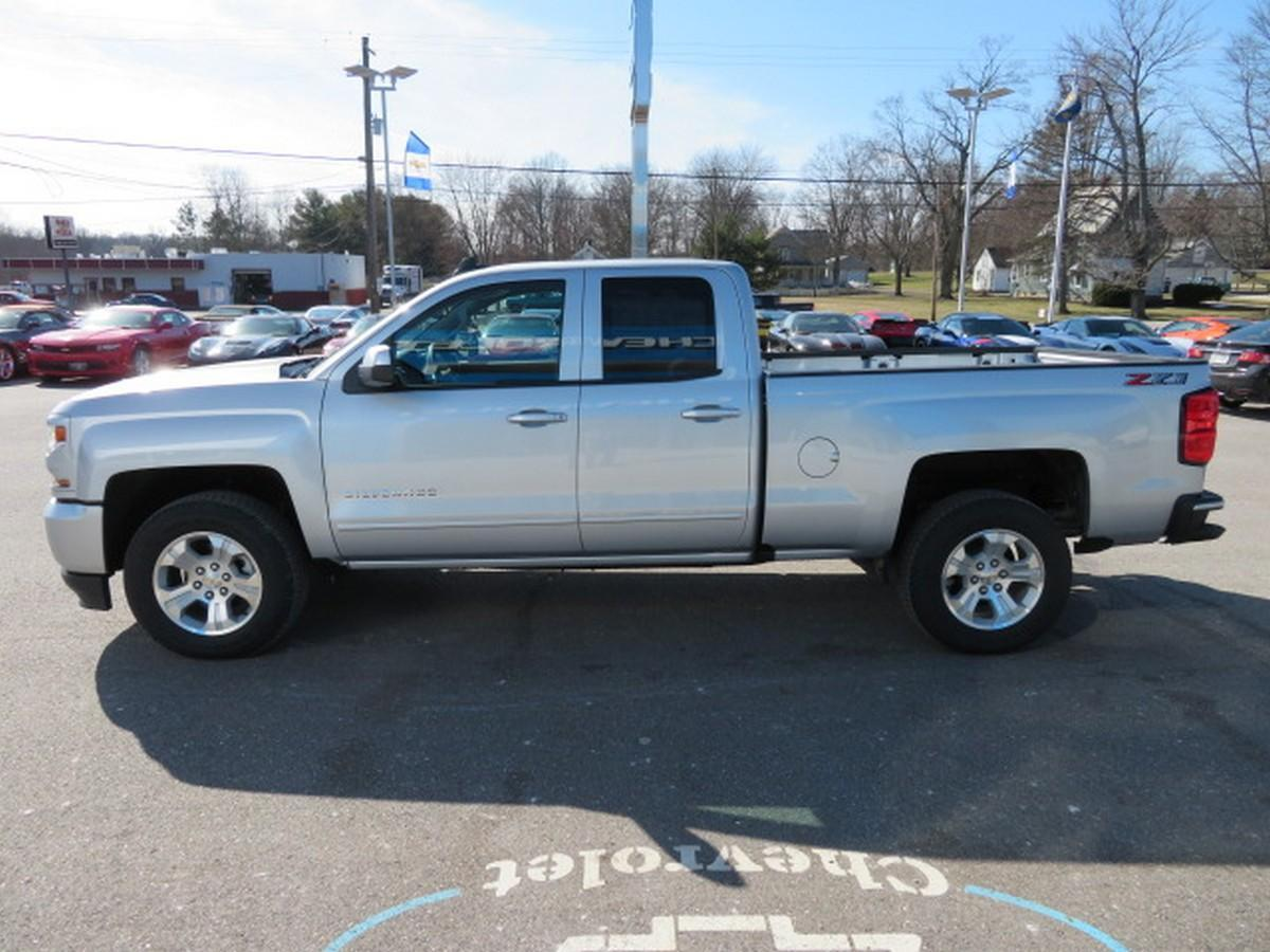 2018 Silverado 1500 Double Cab 4x4,  Pickup #14829 - photo 9