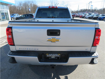 2018 Silverado 1500 Double Cab 4x4,  Pickup #14829 - photo 11