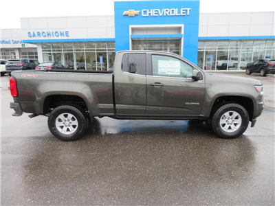 2018 Colorado Extended Cab 4x4,  Pickup #14887 - photo 1