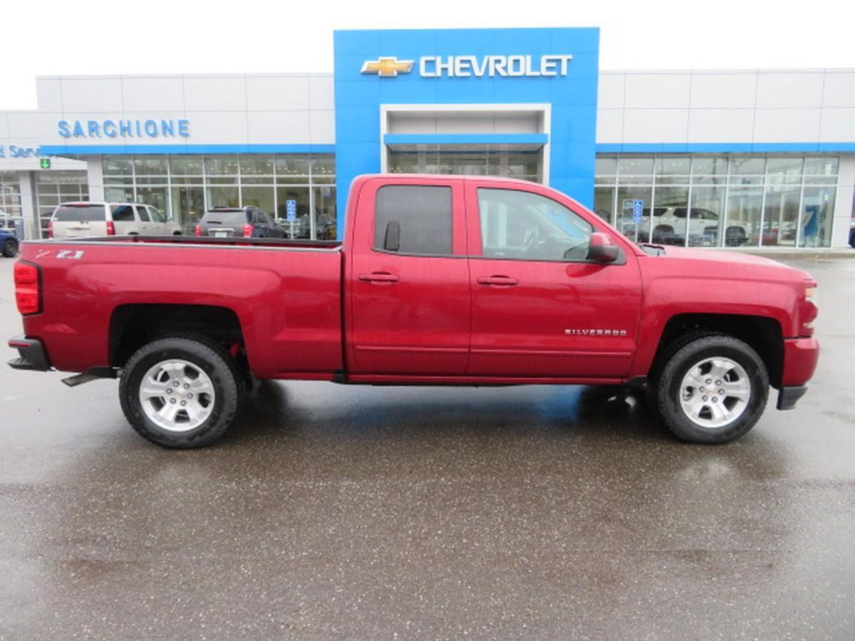 2018 Silverado 1500 Double Cab 4x4,  Pickup #14912 - photo 1
