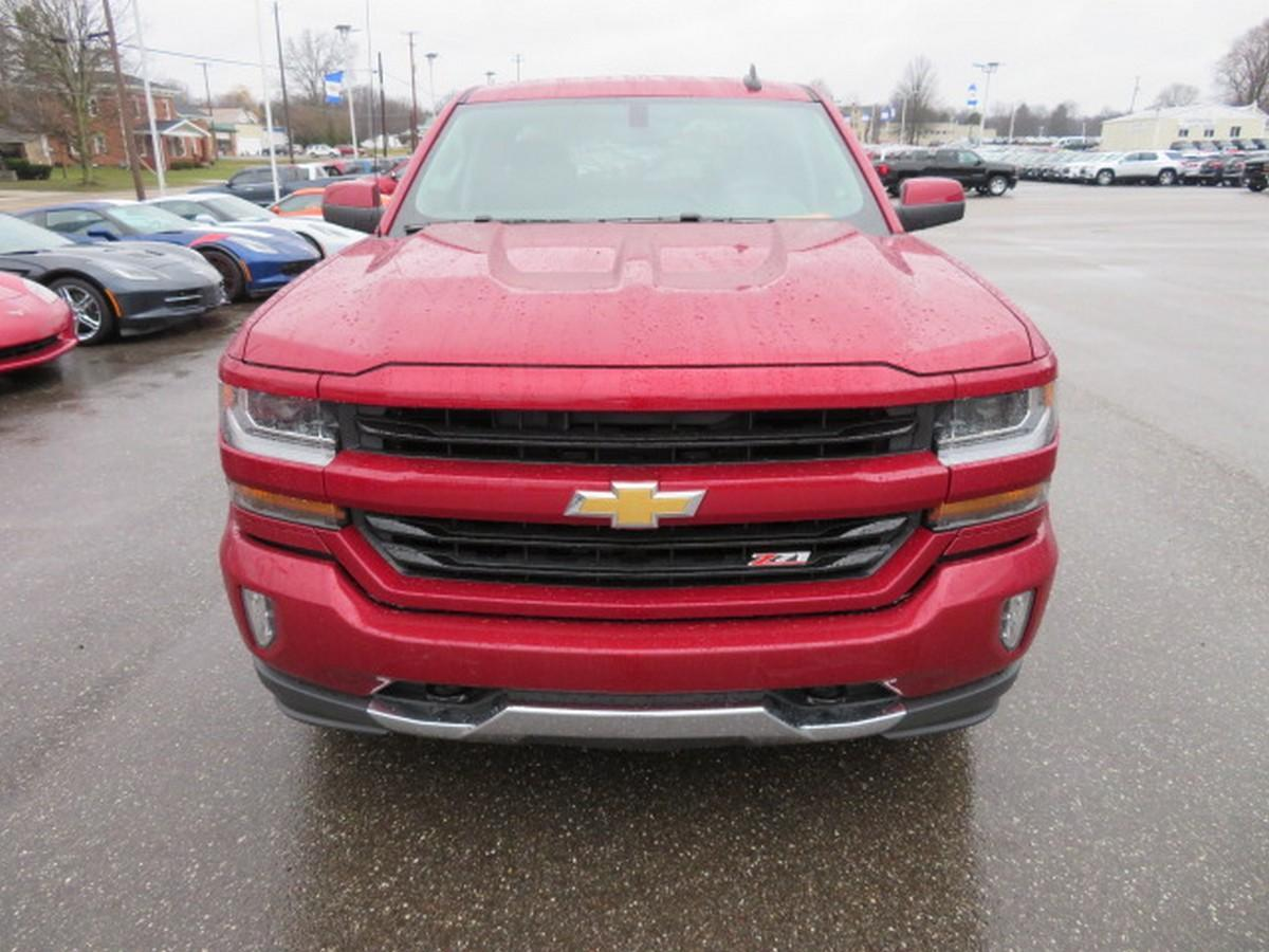 2018 Silverado 1500 Double Cab 4x4,  Pickup #14912 - photo 7