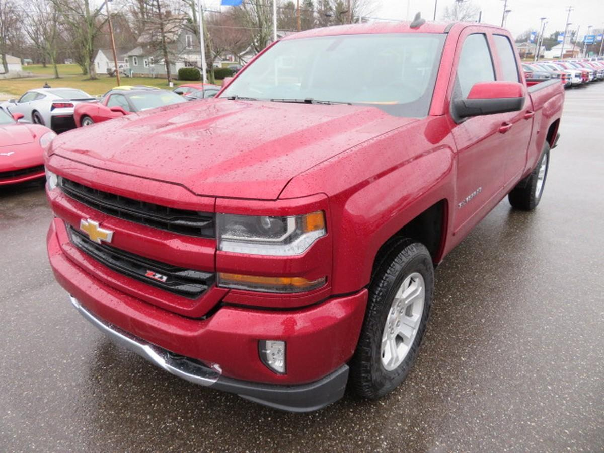 2018 Silverado 1500 Double Cab 4x4,  Pickup #14912 - photo 8