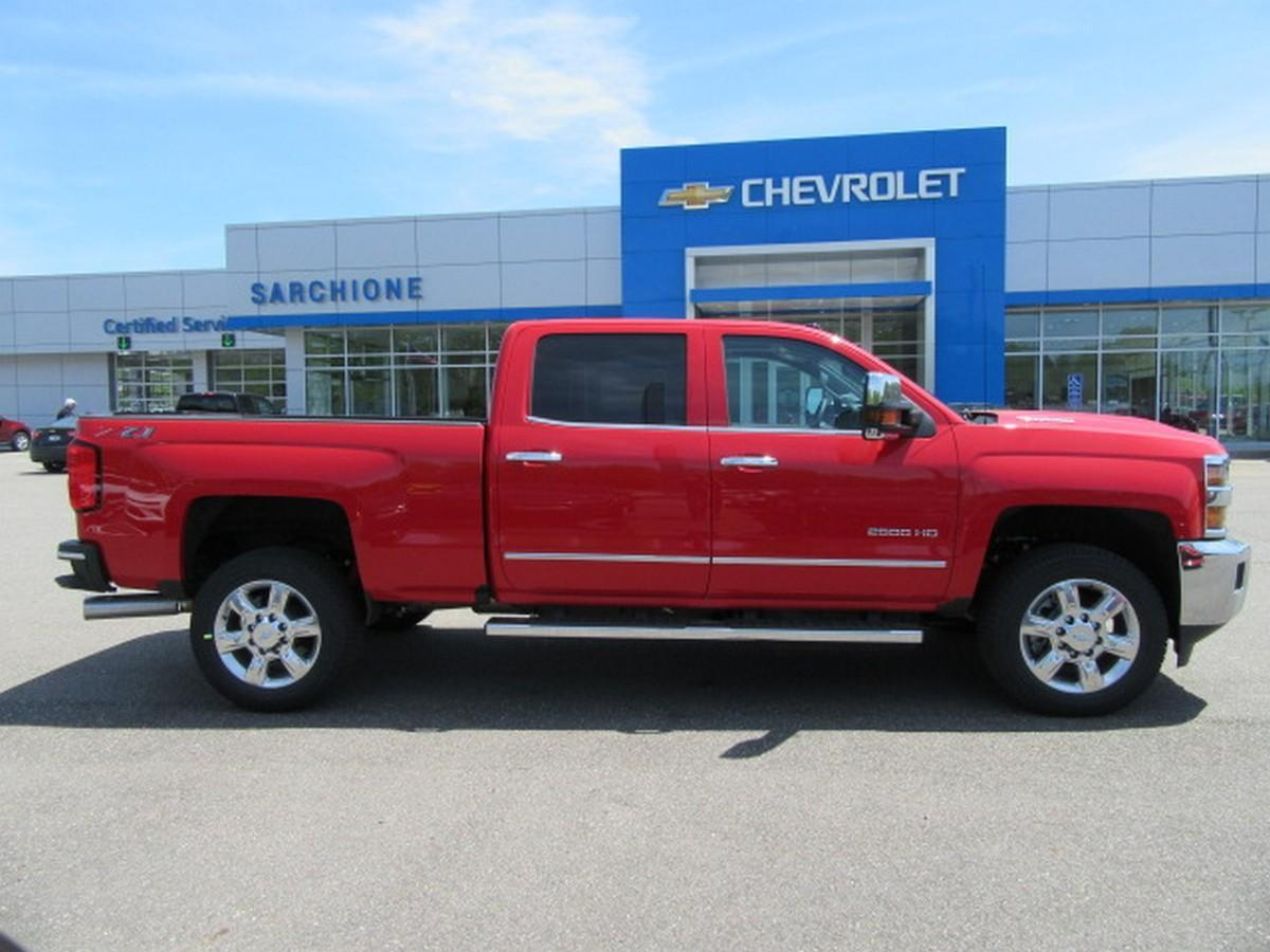 2018 Silverado 2500 Crew Cab 4x4,  Pickup #14924 - photo 1